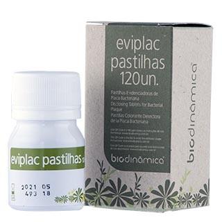 Evidenciador de Placa Eviplac Pastilha - Biodinâmica