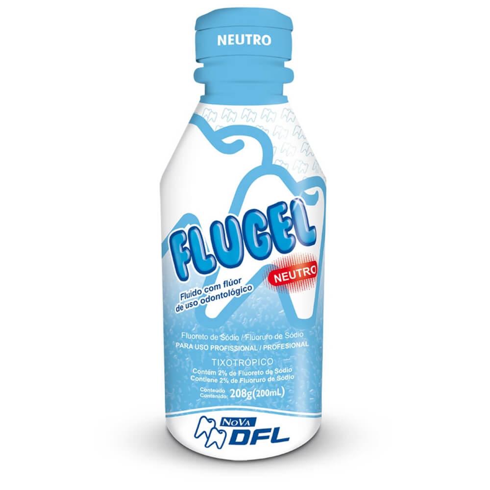 Flúor Tópico Gel Flugel - DFL