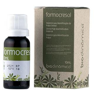 Formocresol - Biodinâmica