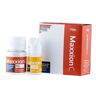 Ionômero de Vidro para Cimentação Maxxion C Kit - FGM