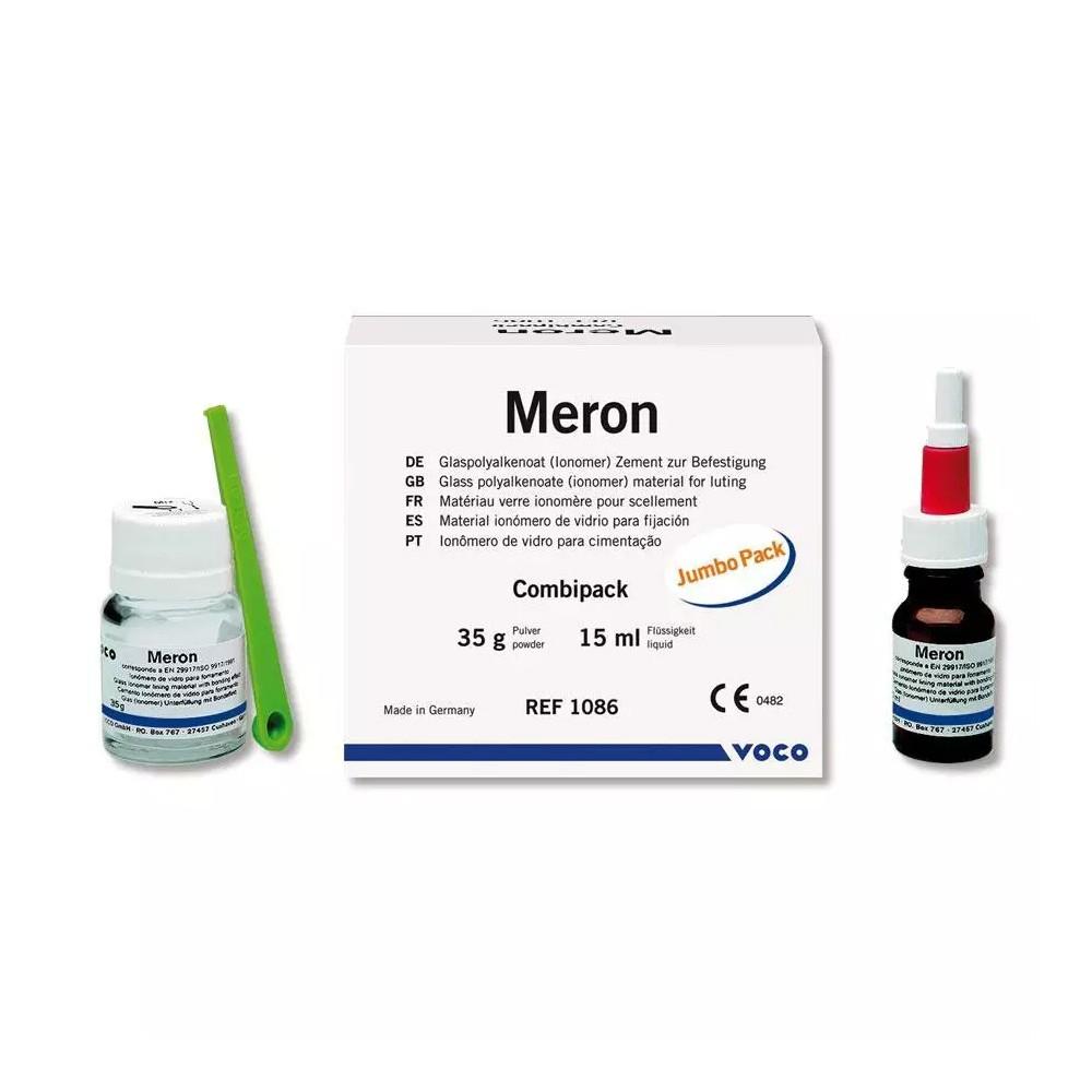 Ionômero de Vidro para Cimentação Meron C Combipack - Voco