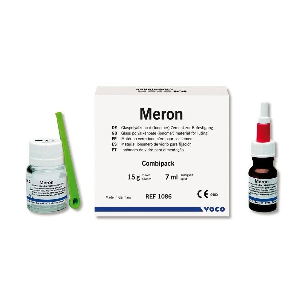 Ionômero de Vidro para Cimentação Meron C Minipack - Voco
