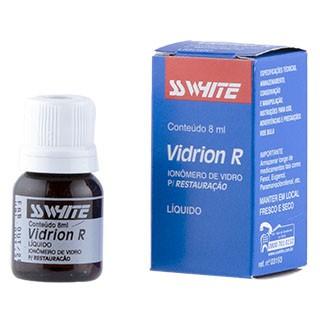 Ionômero de Vidro Vidrion R Líquido SS White Duflex