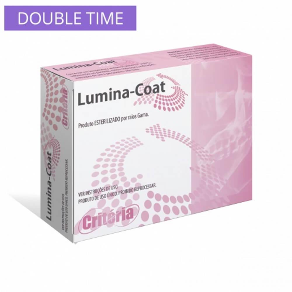 Membrana de Colágeno Bovina Lumina Coat Double Time - Critéria