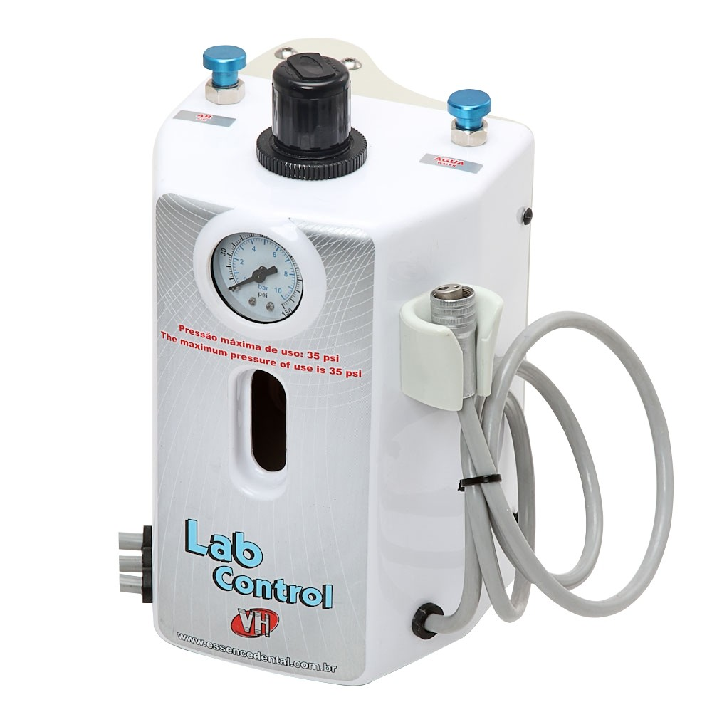 Módulo Auxiliar com Água Lab Control - Essence Dental VH