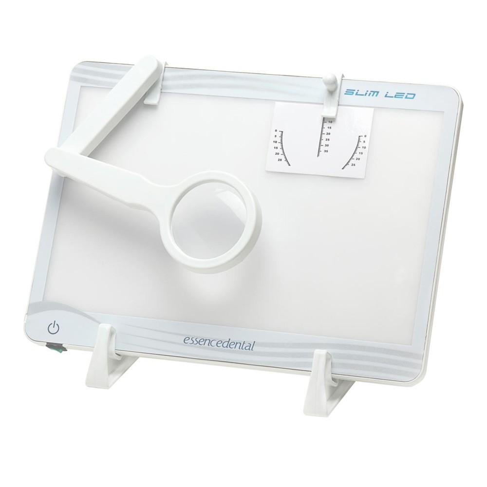 Negatoscópio Slim Led Branco - Essence Dental VH