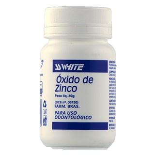 Óxido de Zinco SS White Duflex