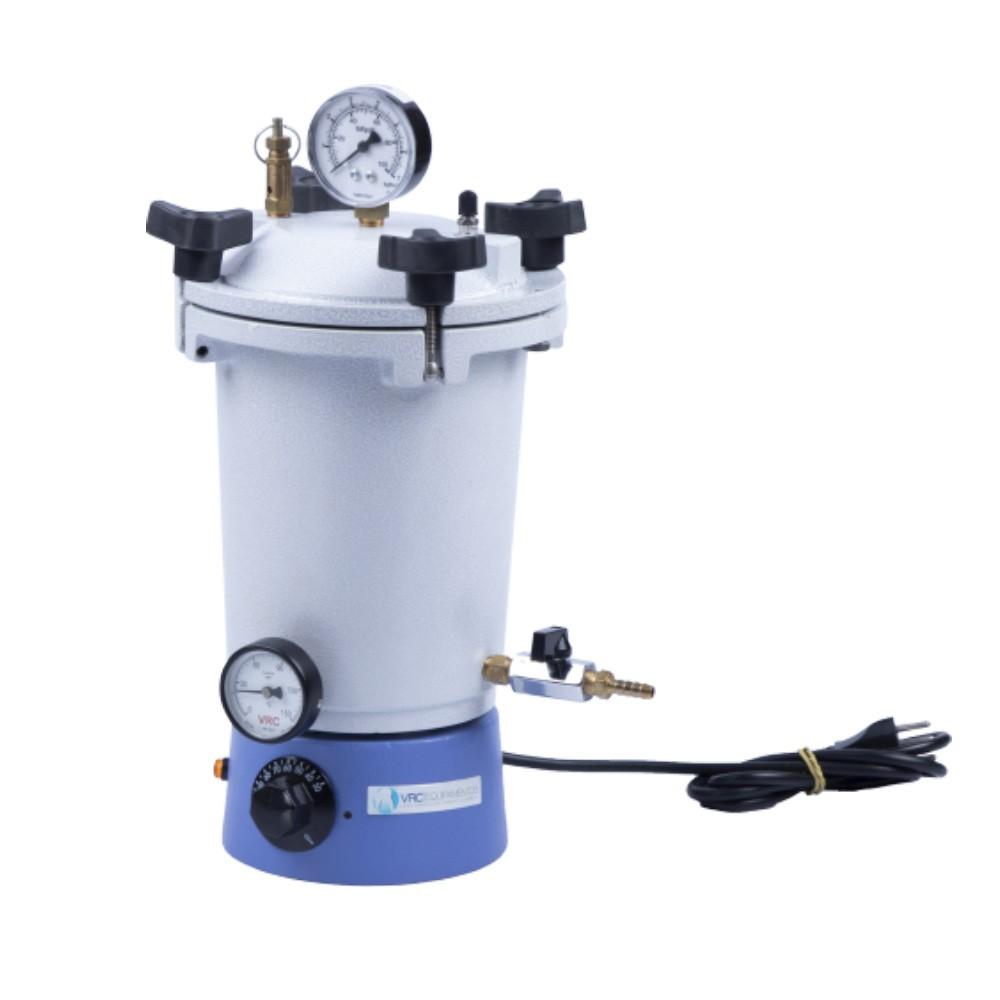 Panela Elétrica Polimerizadora Analógica Nº2 220V - VRC