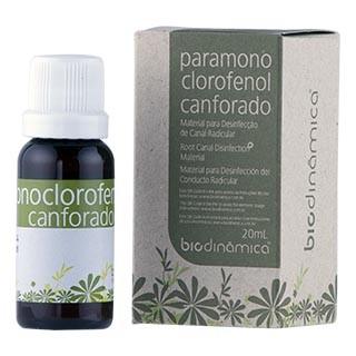 Paramonoclorofenol Canforado - Biodinâmica