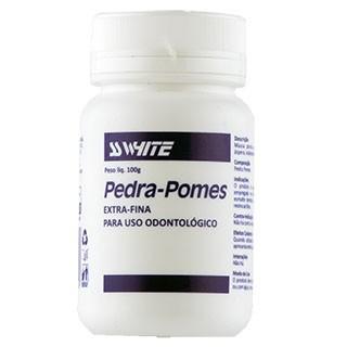Pedra Pomes Extra Fina - SS White Duflex