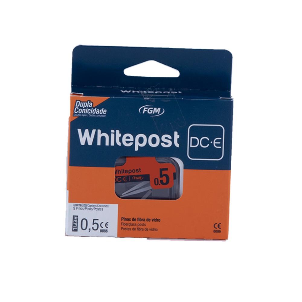 Pinos de Fibra de Vidro WhitePost DC-E Reposições - FGM