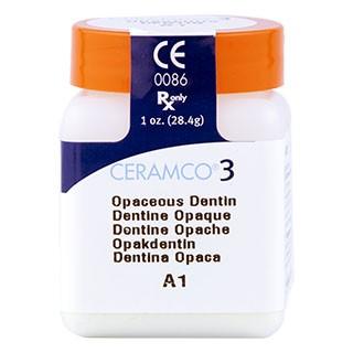 Porcelana Ceramco 3 Dentina Opaca - Dentsply Sirona
