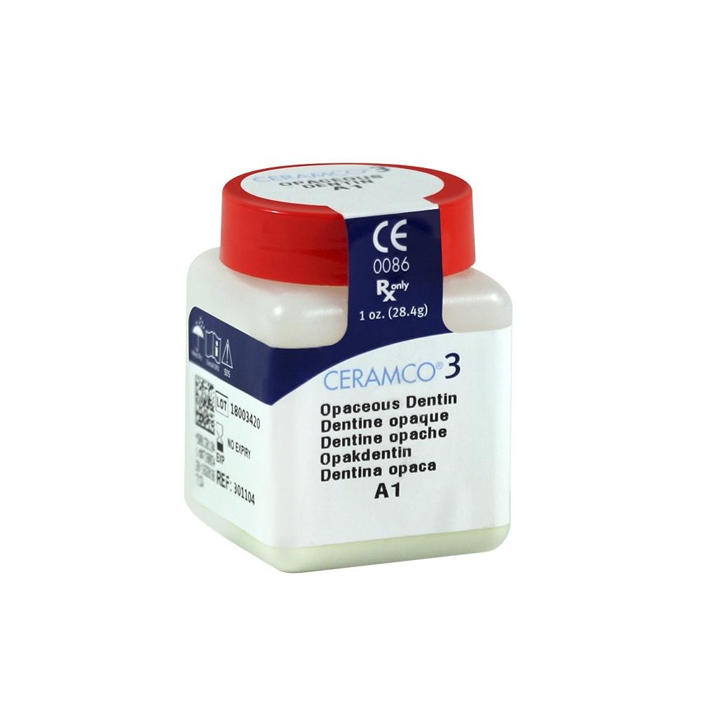 Porcelana Ceramco 3 Opaco - Dentsply Sirona