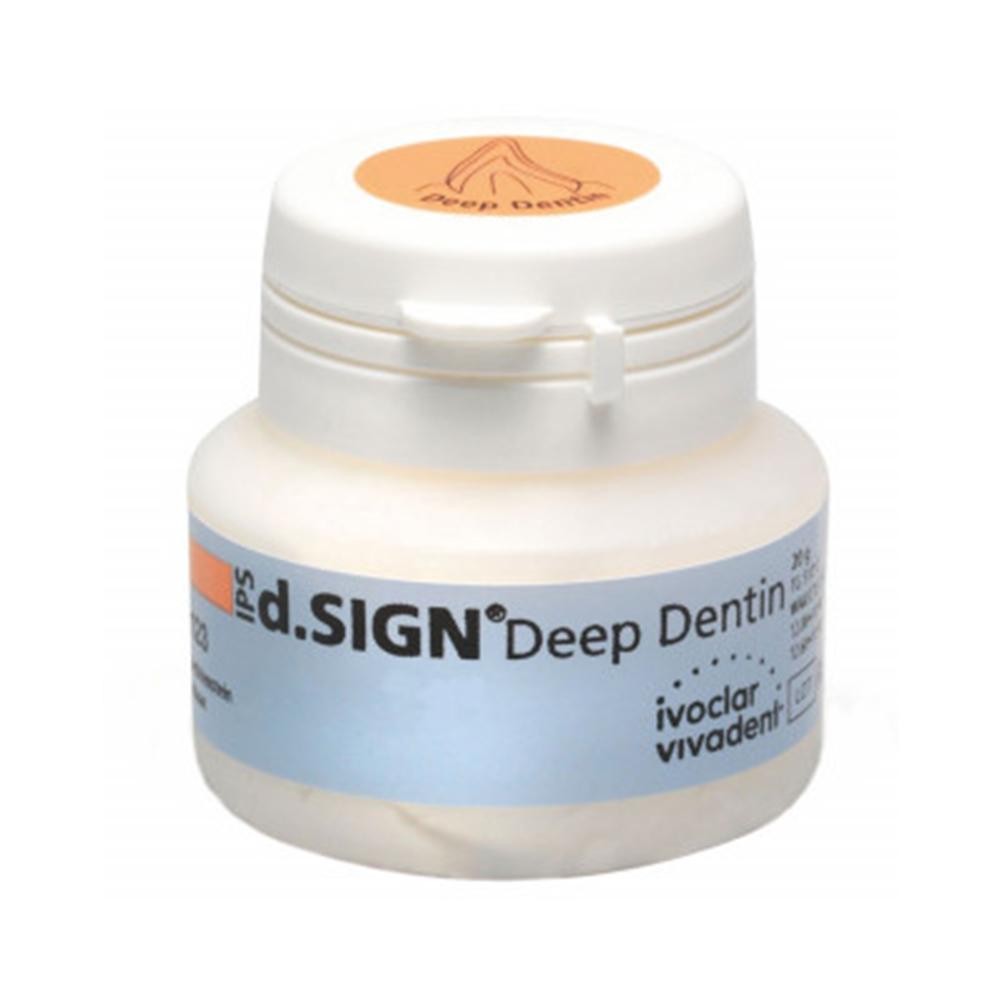 Porcelana IPS d.Sign Deep Dentina - Ivoclar Vivadent