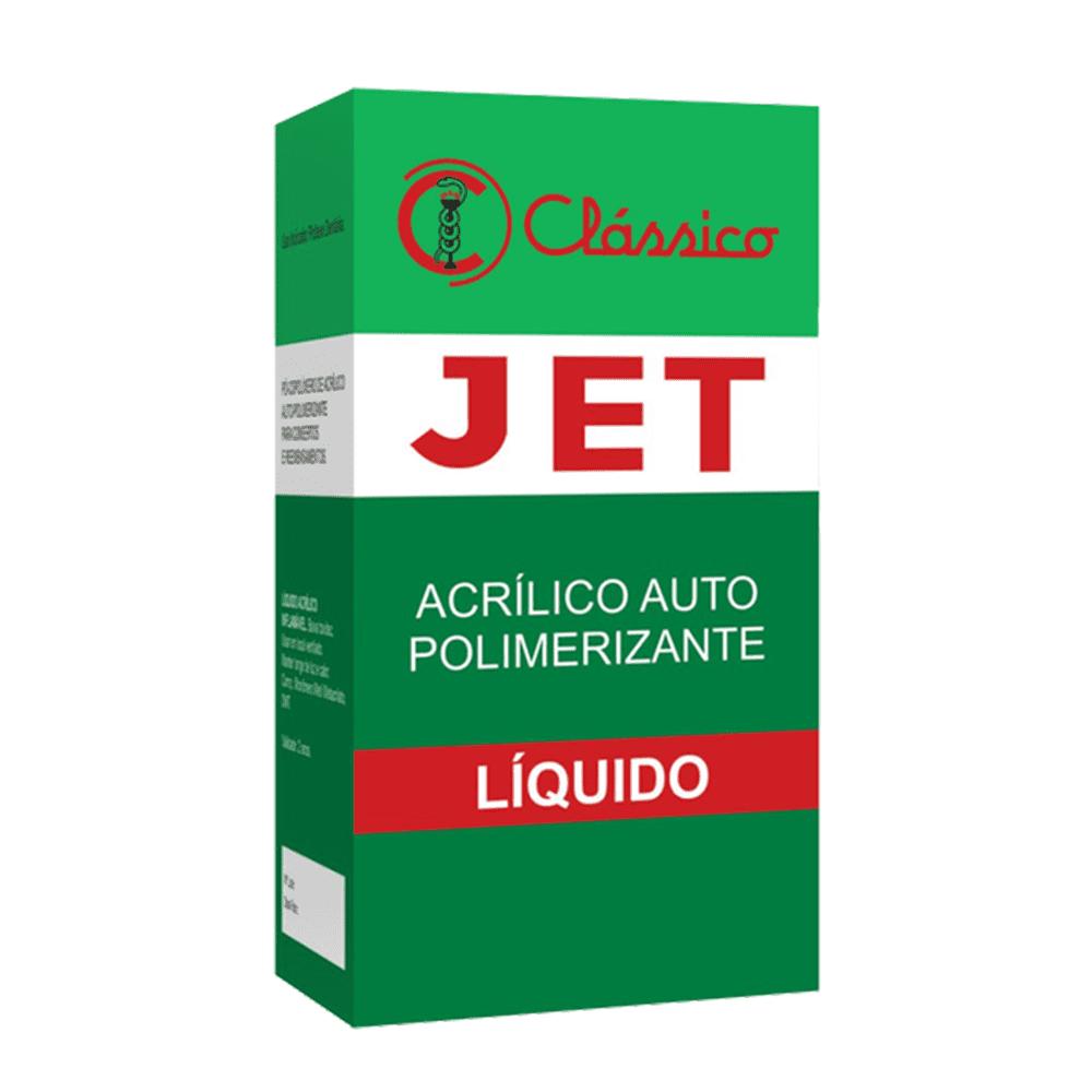 Resina Acrílica Auto Jet Líquido 60 ml - Clássico