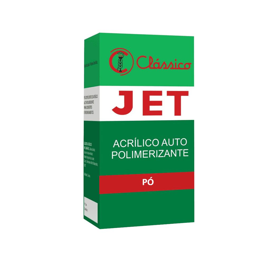 Resina Acrílica Auto Jet Pó 440 Gramas - Clássico