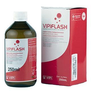 Resina Acrílica Auto Vipi Flash Líquido - Vipi