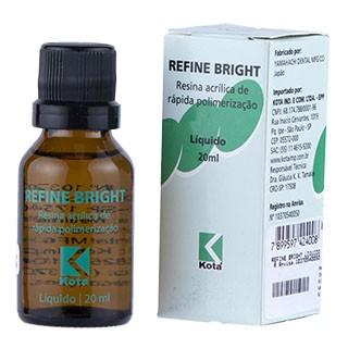 Resina Acrílica Refine Bright Líquido - Kota
