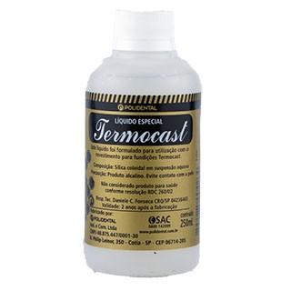 Revestimento Termocast Líquido - Polidental