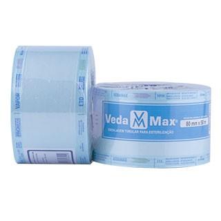 Rolo para Esterilização 80mm - Vedamax