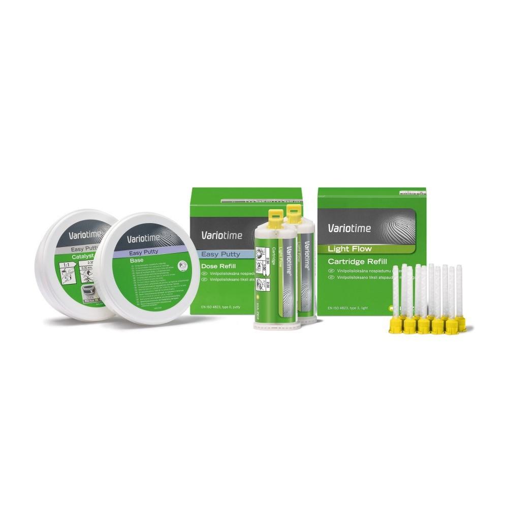 Silicone de Adição Variotime Kit - Kulzer