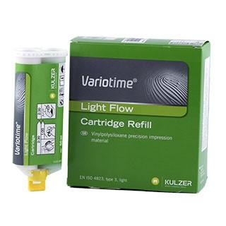 Silicone de Adição Variotime Light Flow Kulzer