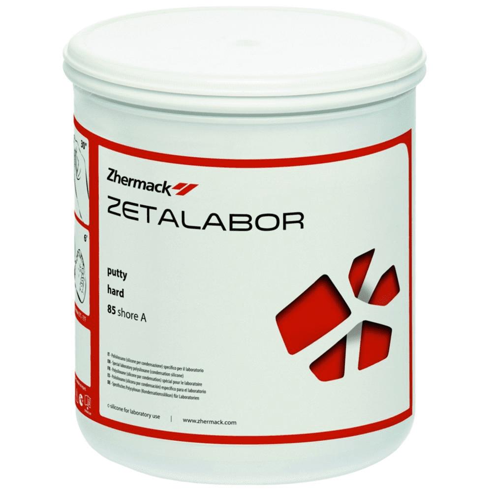 Silicone de Condensação para Laboratório Zetalabor 2,6Kg - Zhermack