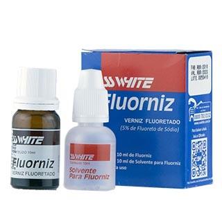 Verniz Fluoretado Fluorniz - SS White Duflex
