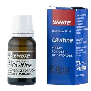 Verniz Forrador de Cavidades Cavitine - SS White Duflex