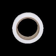 Fita Plástica Branca Rolo 50m