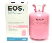 Gás Refrigerante R410A Cilindro 13,6Kg Eos