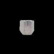 Porca Flange Alumínio 3/8 Migrare Stretto