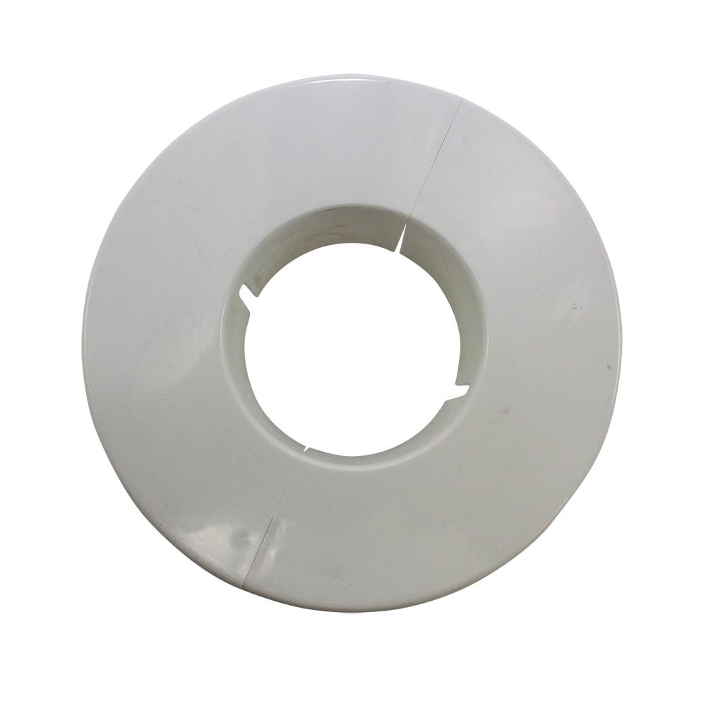 Acabamento p/ Parede Circular Branco 7 A 12 KBTUS p/ Split