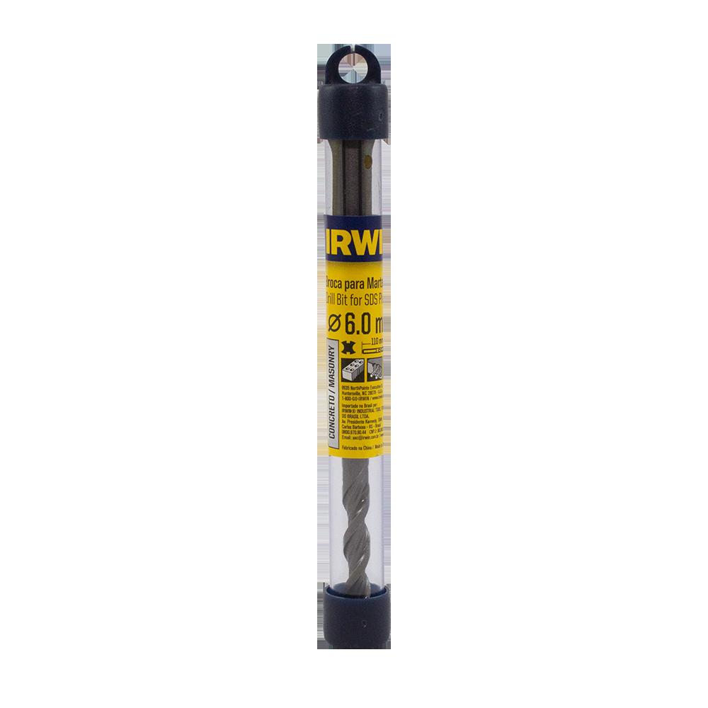 Broca SDS Irwin 06 x 110mm