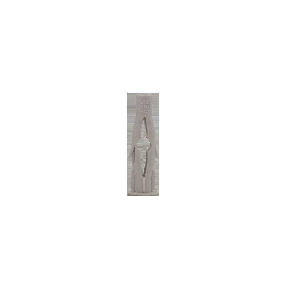 Bucha U-FU 6mm 100 unidades