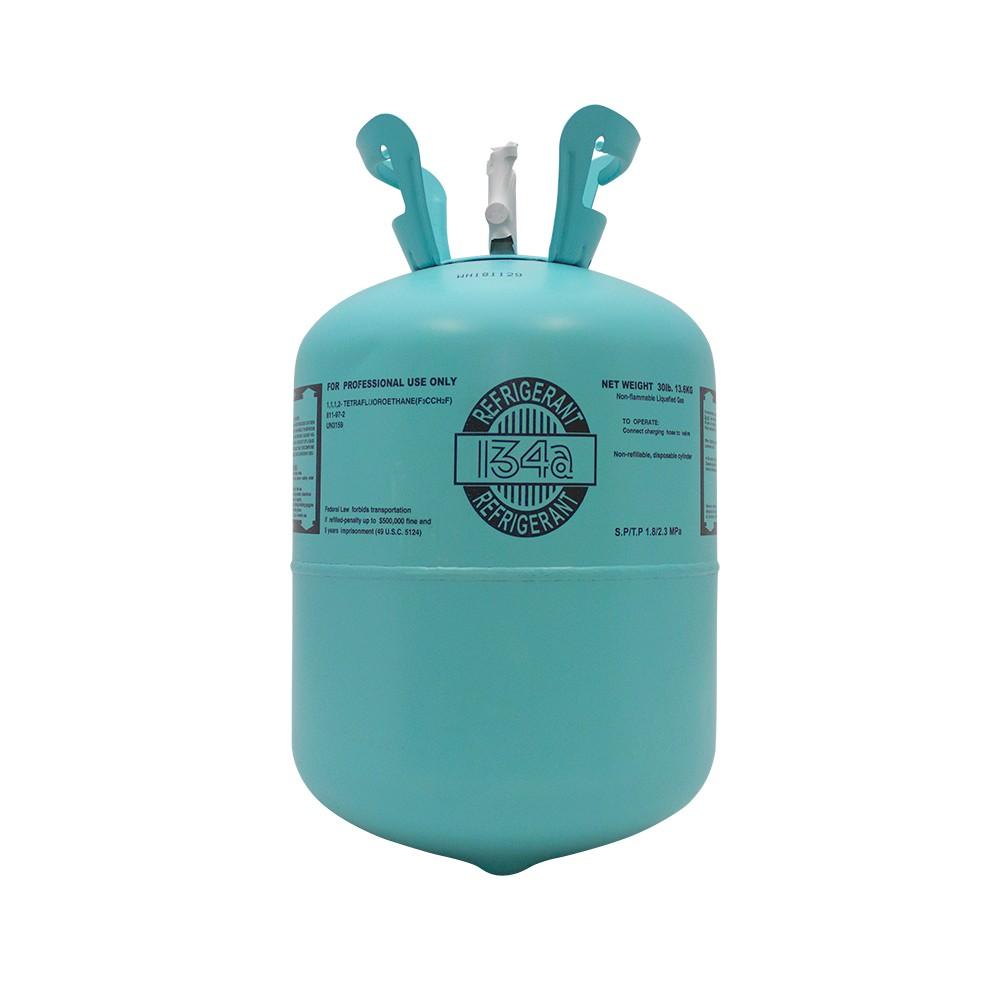 Gás Refrigerante R134a R-134a Cilindro 13,6Kg Refrigerant
