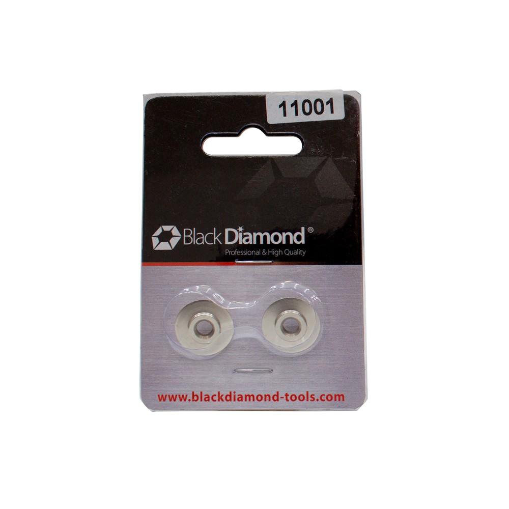 LAMINA CORTADOR BLACK DIAMOND PEQ / MED  C/ 2
