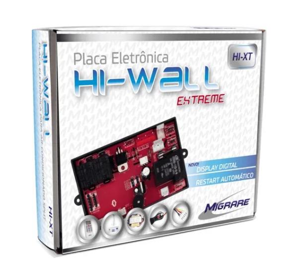 Placa Eletrônica Multimarcas Migrare Hi Wall Extreme 7/30