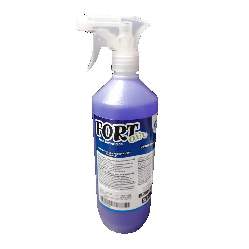 Spray Bactericida FORT AIR 1L Lavanda