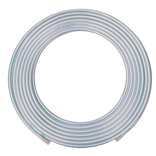 Tubo de Alumínio Flexível 1/2 15m 12,70mm X 0,80mm Hydro - Panqueca