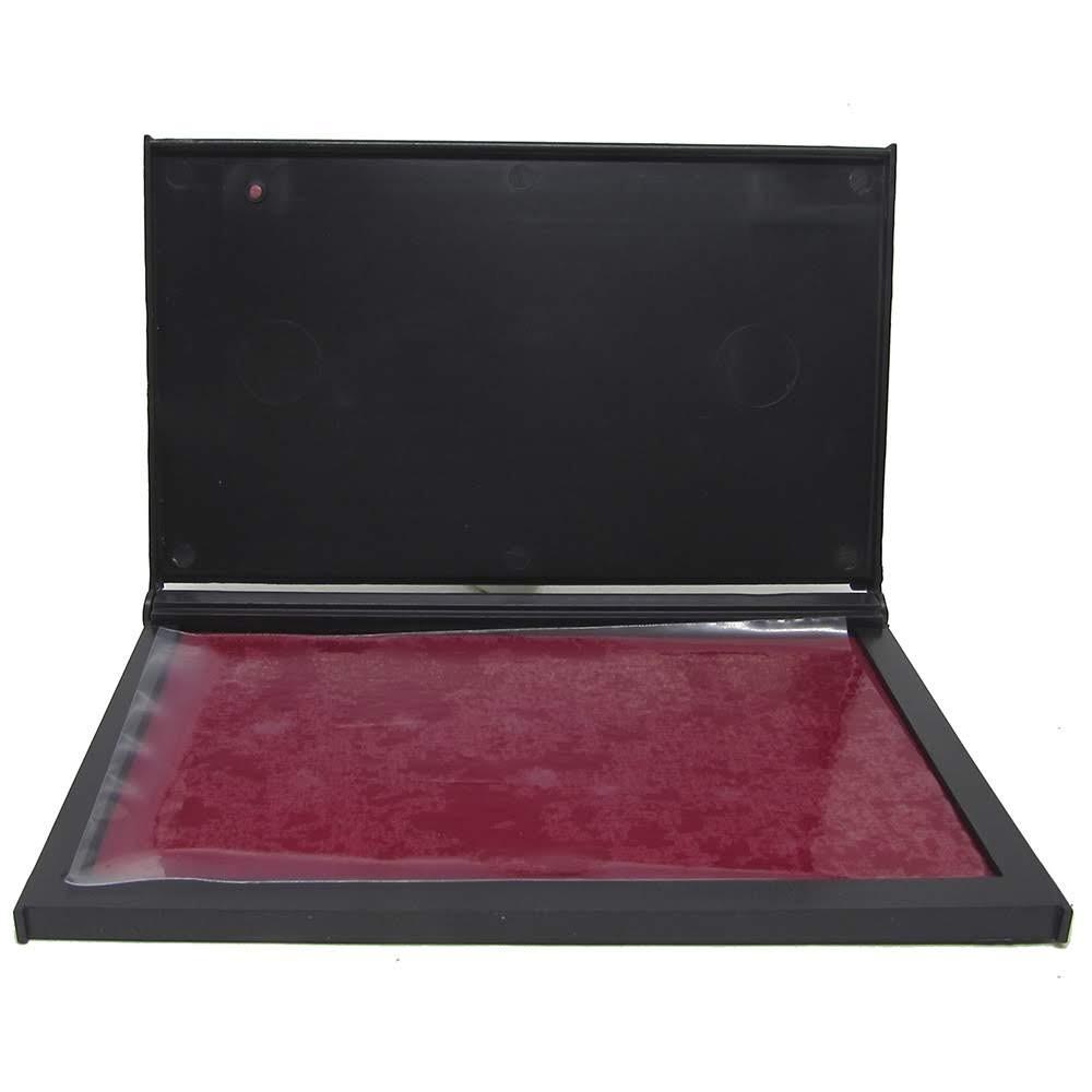 Almofada para Carimbo N3 VERMELHA - Radex