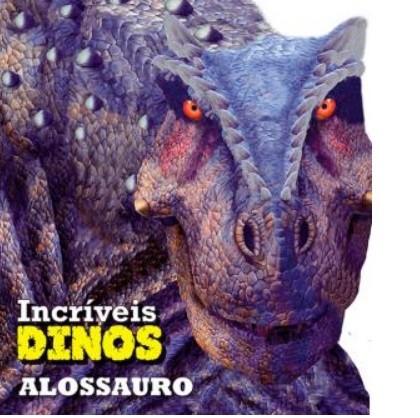 Livro - Alossauro