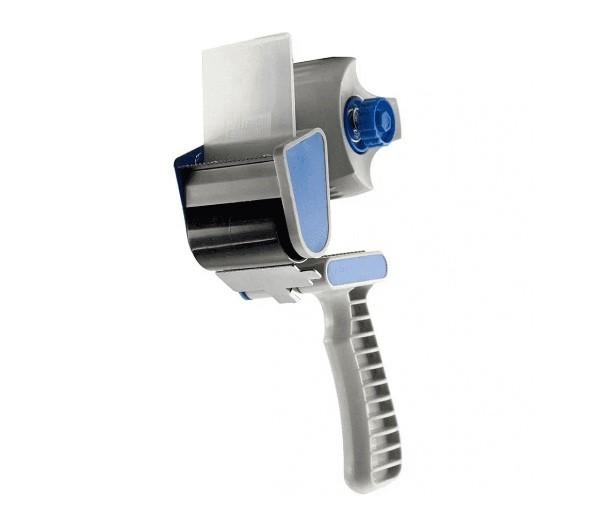 Aplicador de Fita Adesiva Manual  50mm AZUL - Brw