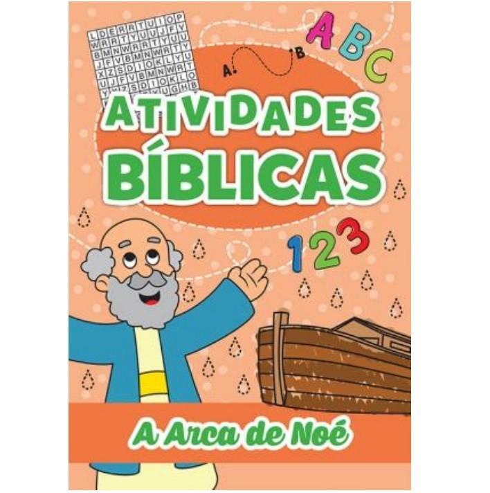 Livro - Atividades Bíblias: A Arca de Noé