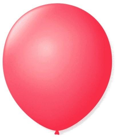 Balão Liso 7,0 Imperial ROSA PINK (50 Unidades) - São Roque
