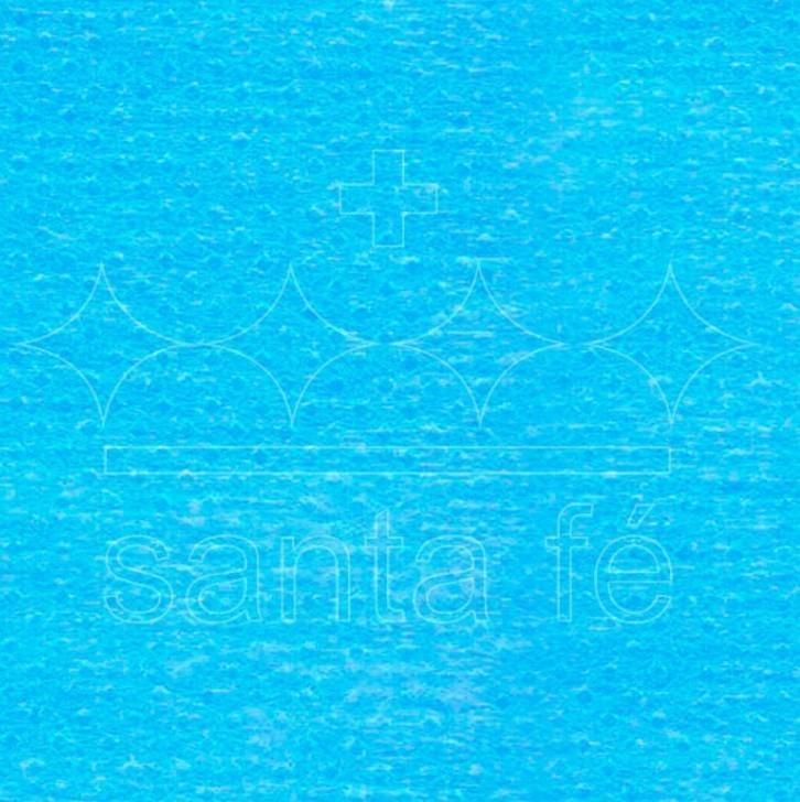 Bobina TNT com 1.40x50m AZUL CELESTE - Santa Fé