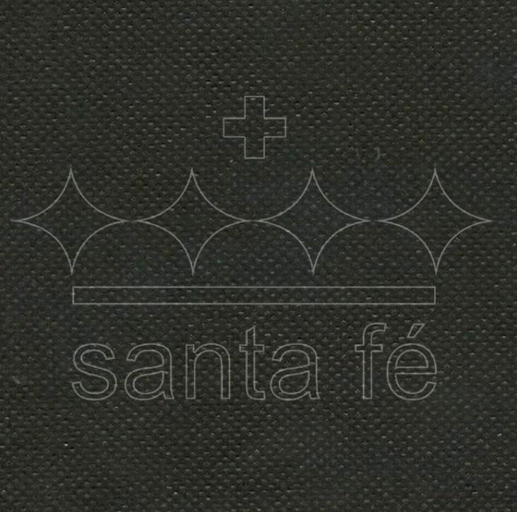Bobina TNT com 1.40x50m PRETO - Santa Fé