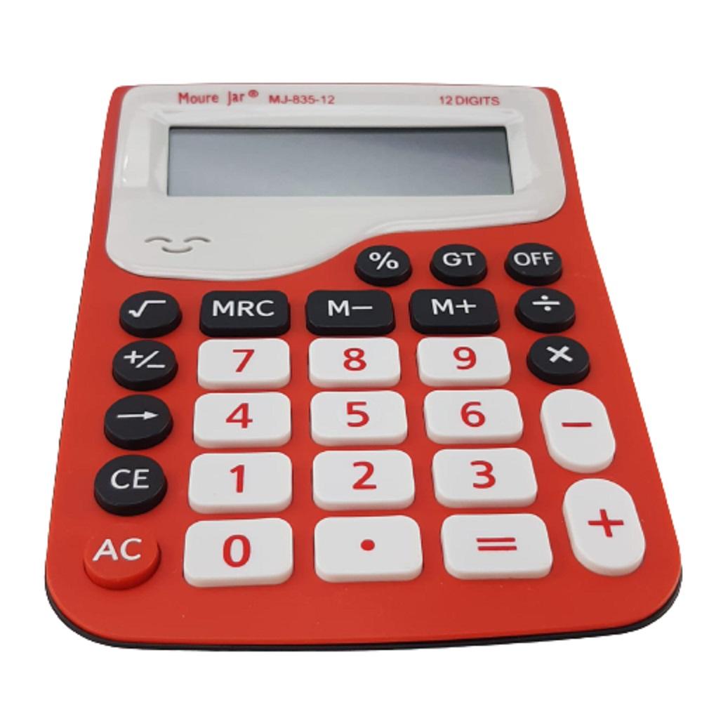 Calculadora 12 Digitos - MJ 835-12