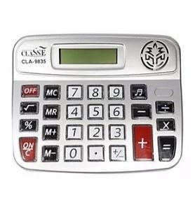 Calculadora eletronica 8dig. cla-9835