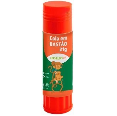 Cola Bastão 21g - Leo&Leo